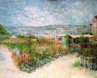 Огороды на Монмартре