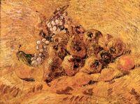 Натюрморт с Виноградом, Грушами и Лимонами