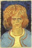 Девочка со взъерошенными волосами («Беспризорница»)