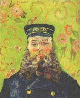 Портрет почтальона Жозефа Рулена