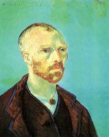Автопортрет (Посвященный Полю Гогену)