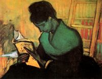 Читающий роман