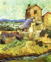 Старая мельница