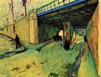 Железнодорожный мост на Авеню Монмажор в Арле