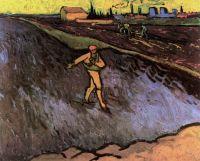 Сеяльщик: с видом на окрестности Арля