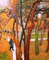 Прогулка, листопад