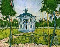 Здание Городского собрания Овера, 14 июля 1890 года