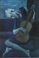 Старый гитарист.