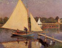 Лодки в Аржентей