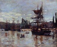 Лодки у Руан