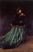 """Камилла. Также известный как """"Женщина в зеленом платье"""""""