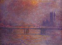 Мост Черинг-кросс, Темза