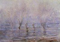Наводнение в Живерни