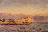 Церковь в Варенгвий и ущелье Мотьер