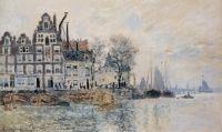 Вид Амстердама