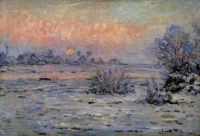 Зимнее солнце, Лавакур1