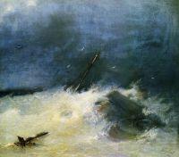 Буря на Ледовитом океане