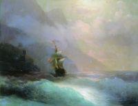 Морской пейзаж (3)