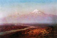 Река Аракс и Арарат