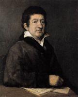 Портрет поэта Моратина