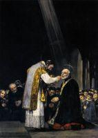 Последние причастие Святого Иосифа Каласанза