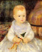 Ребенок с куклой Панч (также известная как Пьер де ла Поммэрае)