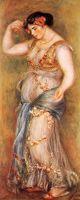 Танцовщица с кастаньетами