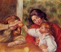 Габриэль с розой (также известная как Сицилийская женщина)