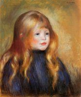 Голова ребенка (также известная как Эдмон Ренуар)