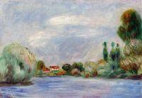 Дом на реке