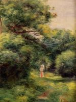 Пейзаж в Ла-Рош-Гийон
