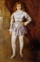 Мадам Анрио в костюме