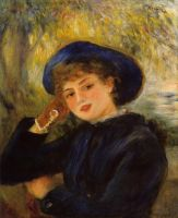 Мадемуазель Демарси (также известная как Женщина, опирающаяся на локоть)