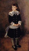 Марта Берар (также известная как Девочка с синим поясом)