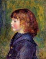 Портрет Пьера Ренуара в матроске