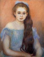 Портрет девочки (также известная как Элизабет Мэтр)