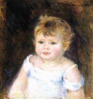 Портрет младенца