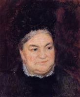 Портрет пожилой женщины (также известная как Мадам Лё Кёр)