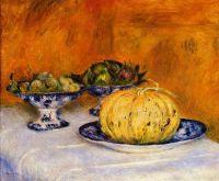 Натюрморт с лимонами и апельсинами