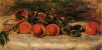 Натюрморт с персиками