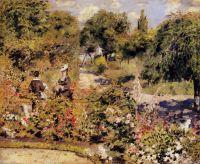 Сад в Фонтеней