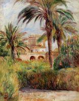 Сад в Алжире