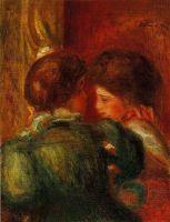 Головы двух женщин (также известная как Ложа)
