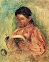 Читающая женщина