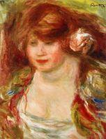 Женщина с розой - Андре
