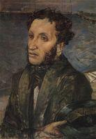 А.С.Пушкин в Петербурге.