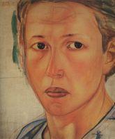 Портрет Н.Грековой (Казачка).