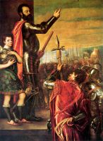 Аллокуция Альфонсо де Аволос, маркиз дель Васто
