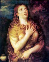 Тициан - Святая Мария Магдалина (1532)