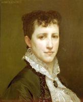 Портрет мадемуазели Элизабет Гарднер